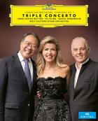 Beethoven - Triple Concerto, Symphony no.7 (Blu-ray)