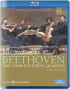 Beethoven - The Complete String Quartets (Blu-ray)
