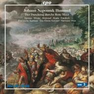 Hummel - Der Durchzug durchs Rote Meer (The Passage through the Red Sea) | CPO 7772202