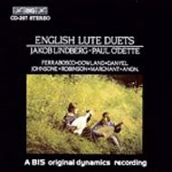 English Lute Duets | BIS BISCD267