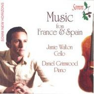 Music from France and Spain | Somm SOMMCD042