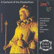 A Garland of the Elizabethan Madrigals | Somm SOMMCD047