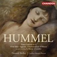 Hummel - L'Enchantment d'Oberon | Chandos CHAN10374
