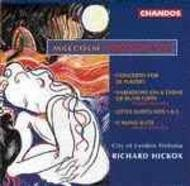 Arnold - Orchestral Works | Chandos CHAN9509
