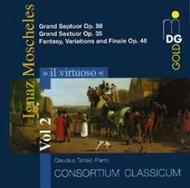 Moscheles - Grand Septuor, Grand Sextuor, Variations and Finale | MDG (Dabringhaus und Grimm) MDG3010669