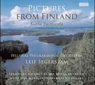 Helsinki Philharmonic Orchestra: Pictures from Finland | Ondine ODE11122