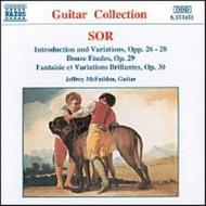 Sor - Complete Guitar music vol. 7 | Naxos 8553451