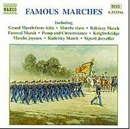 Famous Marches | Naxos 8553596