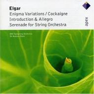 Elgar - Enigma Variations, Cockaigne, Serenade for Strings, etc