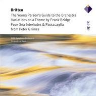 Britten - Young Person�s Guide to the Orchestra, etc