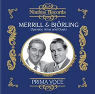 Robert Merrill and Jussi Bjorling: Operatic Arias and Duets