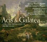 Handel - Acis and Galatea (original cannons performing version 1718)