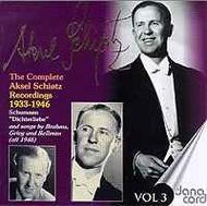 Aksel Schiotz: The Complete Recordings Vol.3 | Danacord DACOCD453