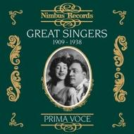 Great Singers Vol.1 (1909-1938)