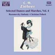 Ziehrer - Selected Dances and Marches, Vol. 4 | Marco Polo 8223817