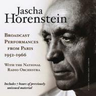 Jascha Horenstein Paris Broadcasts 1952-1966