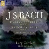 J S Bach - Italian Concerto, BWV971, French Overture in B minor, BWV831