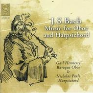 J S Bach - Music for Oboe and Harpsichord