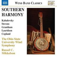 Southern Harmony: Music for Wind Band | Naxos - Wind Band Classics 8572342