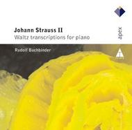 J Strauss II - Waltz Transcriptions for Piano