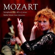 Mozart - Symphony No.40, Ballet Music from Idomeneo, etc