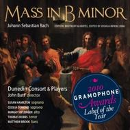 J S Bach - Mass in B Minor (ed. J Rifkin)