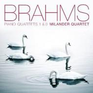 Brahms - Piano Quartets No.1 & No.3
