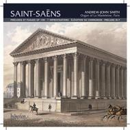 Saint-Saens - Organ Music Vol.2 | Hyperion CDA67815