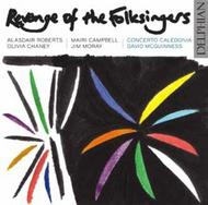 Revenge of the Folksingers | Delphian DCD34108
