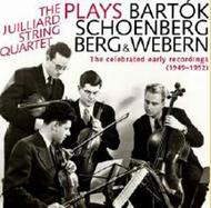 Juilliard String Quartet: The Celebrated Early Recordings