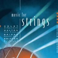 Holst / Britten / Walton / Frank - Music for Strings