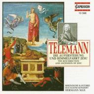 Telemann - Die Auferstehung und Himmelfahrt Jesu (The Resurrection and Ascension of Jesus)