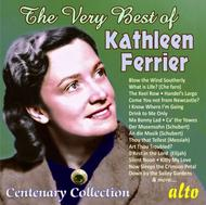 The Very Best of Kathleen Ferrier: Centenary Edition | Alto ALC1157