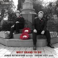 James Rutherford: Most Grand to Die | BIS BISSACD1610