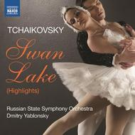 Tchaikovsky - Swan Lake (highlights) | Naxos 8572932