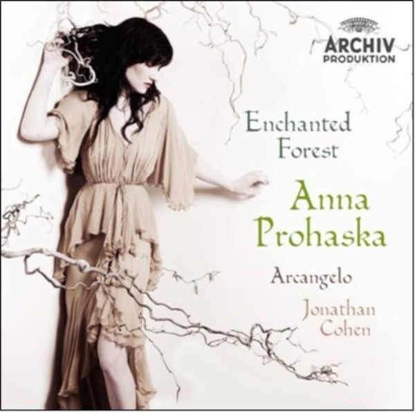 Anna Prohaska: Enchanted Forest | Deutsche Grammophon 4790077