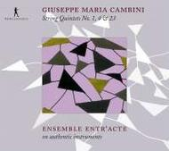 Cambini - String Quintets