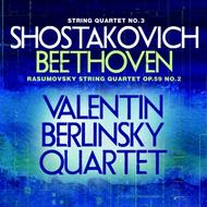 Shostakovich / Beethoven - String Quartets