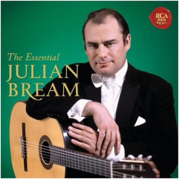 The Essential Julian Bream | Sony 88883746962