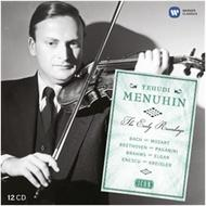 Yehudi Menuhin: The Early Recordings