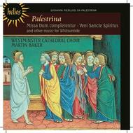 Palestrina - Missa Dum complerentur and other music for Whitsuntide | Hyperion - Helios CDH55449