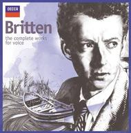 Britten - The Complete Works for Voice | Decca 4785450