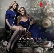 Luminance (solo and duo works for flute and piano) | Champs Hill Records CHRCD073