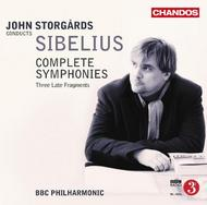 Sibelius - Complete Symphonies, Three Late Fragments