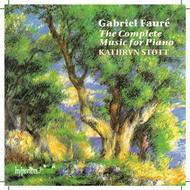 Faure - The Complete Music for Piano