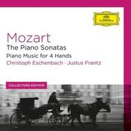 Mozart - The Piano Sonatas, Piano Music for 4 Hands