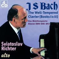 J S Bach - The Well-Tempered Clavier