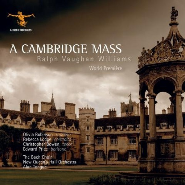 Vaughan Williams - A Cambridge Mass