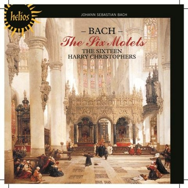 J S Bach - The Six Motets