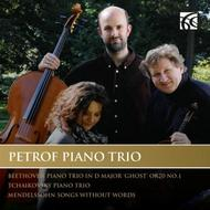 Beethoven / Tchaikovsky - Piano Trios + Mendelssohn - Songs without Words | Nimbus - Alliance NI6288